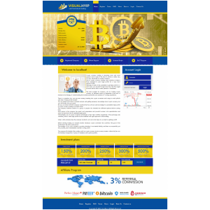 GC Hyip Template 05