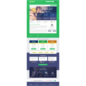 GC Hyip Template 158