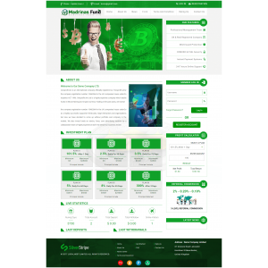 GC Hyip Template 185