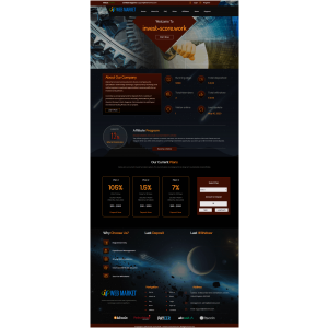 GC Hyip Template 205
