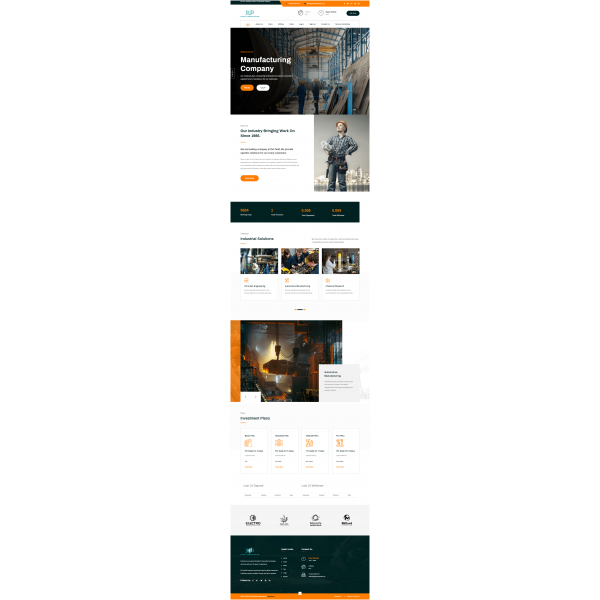 GoldCoders Hyip Template - 218