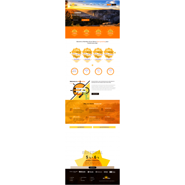 GoldCoders Hyip Template – 221