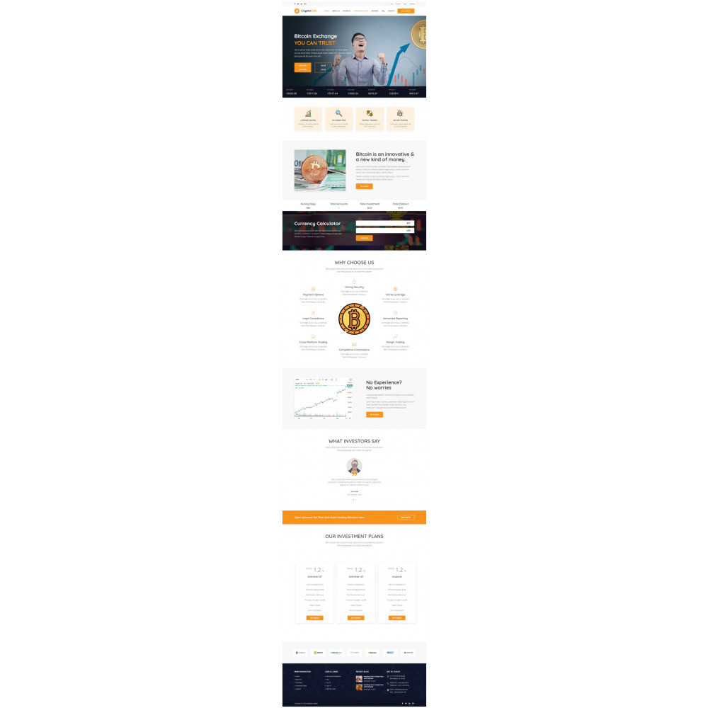 GoldCoders HYIP Template – 243