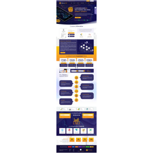 Goldcoders Hyip Template 351