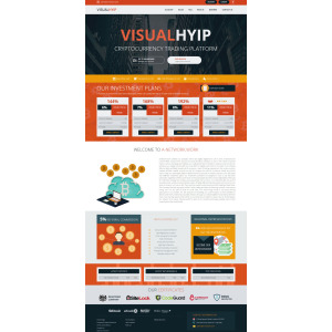 Goldcoders Hyip Template 377